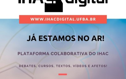 IHAC Digital – Estamos no ar!