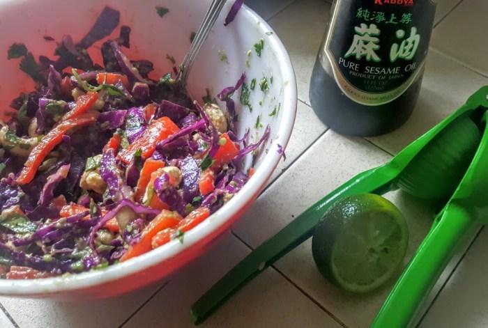 20160506_131749 Lauren's Asian Salad