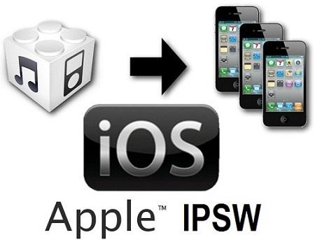 ipad 4 1 dfu find firmware version
