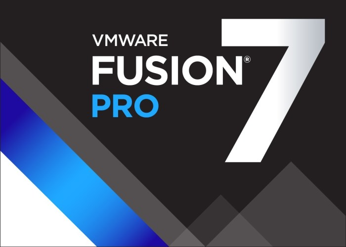 VMware Releases VMware Fusion 7 with Support for OS X