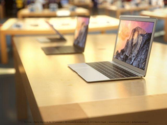 12-Inch MacBook Air 1