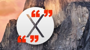 How to Disable Smart Quotes and Dashes in Mac OS X Yosemite