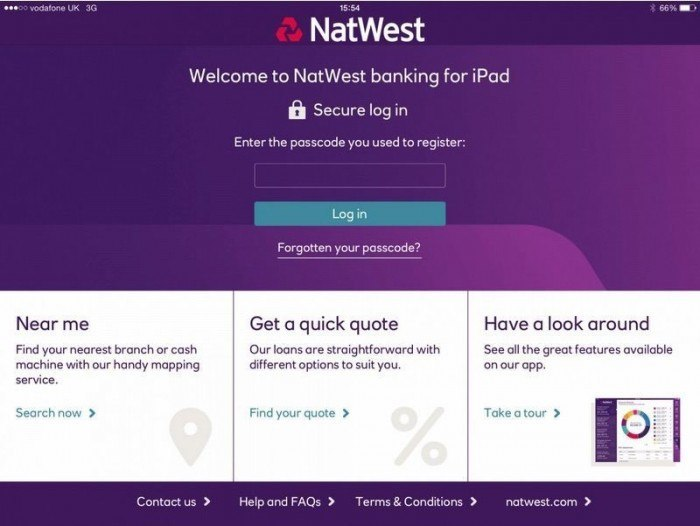 NatWest and RBS 1