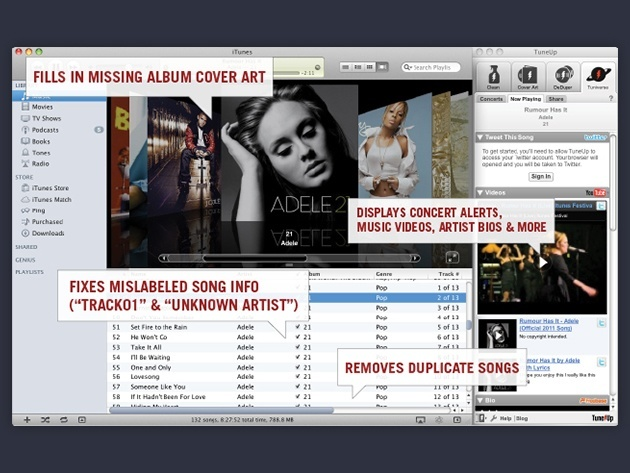 TuneUp for Mac 2