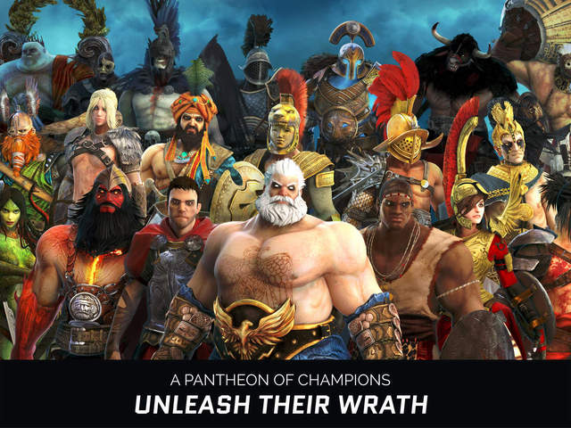 Gods Of Rome 4