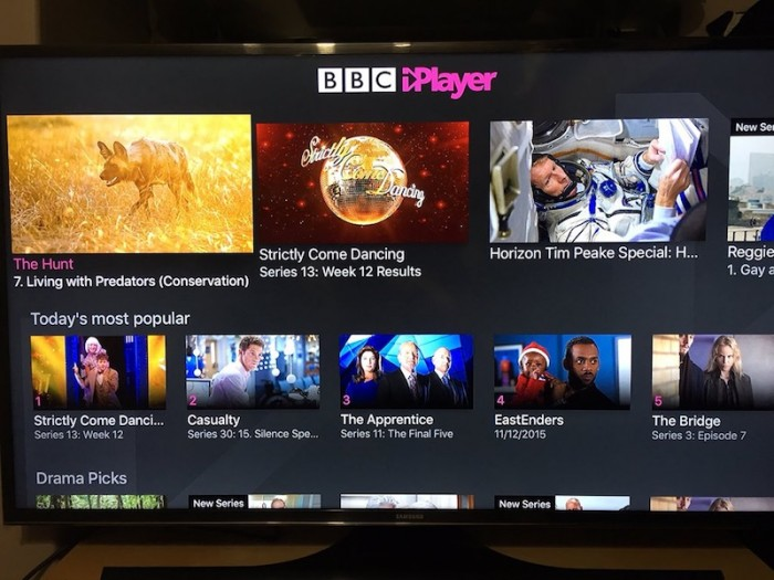 bbc iplayer apple tv 1