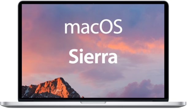 Apple Previews Major Update with macOS Sierra