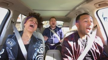 Apple Music — Carpool Karaoke — Alicia Keys and John Legend Preview