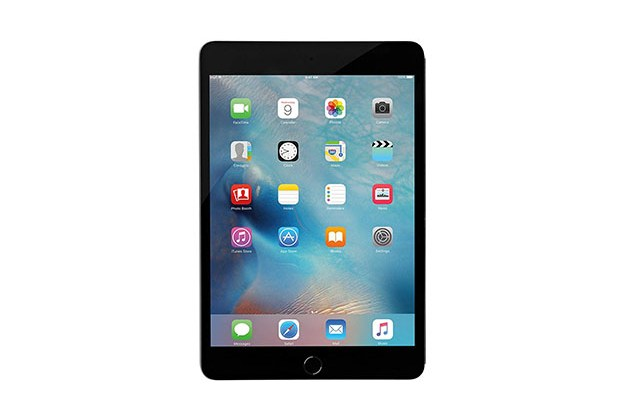Apple iPad Mini 4 64GB Wi-Fi + Cellular Space Gray (Certified Refurbished) for $399