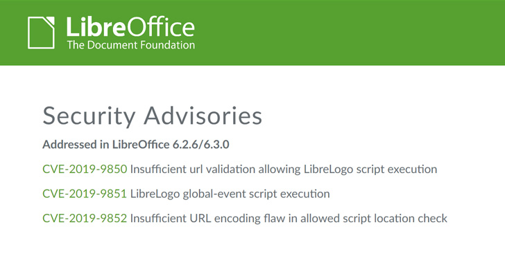 LibreOffice patch update