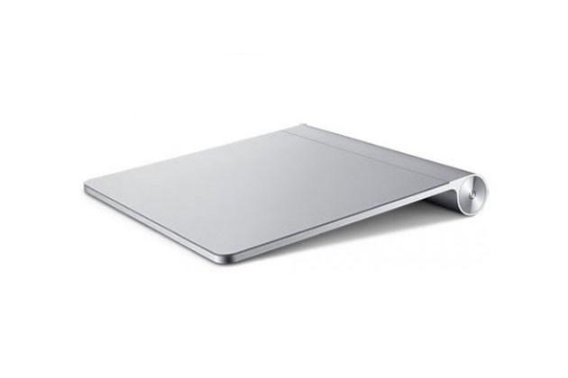 Apple Magic Trackpad MC380LL/A Bluetooth Silver (Certified Refurbished) for $49