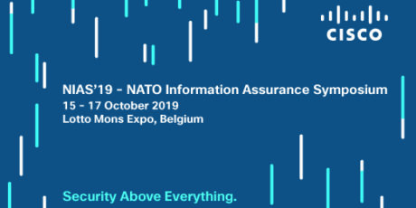 Cisco Security Supporting NATO's Largest Cybersecurity Conference