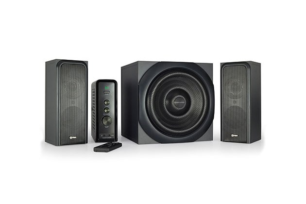 Ratsel BT Gaming Sound System (Manufacturer Recertified) for $89