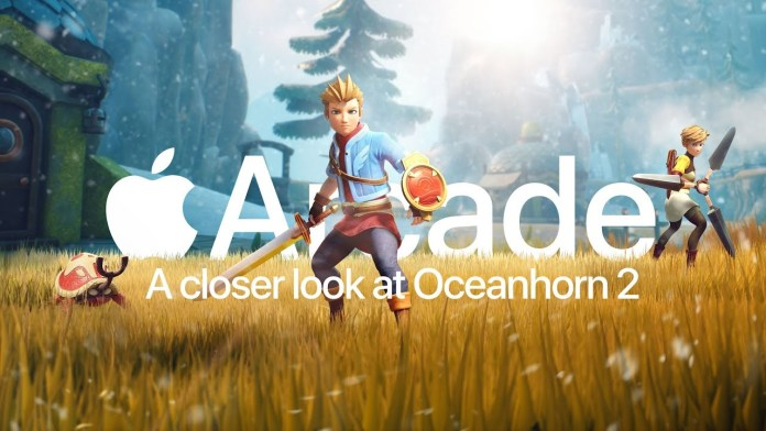 Oceanhorn 2: Knights of the Lost Realm — A Closer Look — Apple Arcade