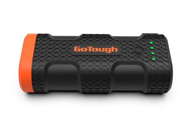 GO-TOUGH Power Bank with LED Flashlight  for $39