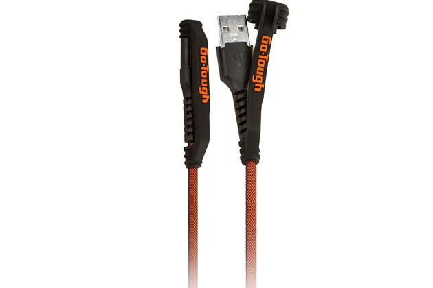 GO-TOUGH Reinforced MFi Lightning Cable for $24