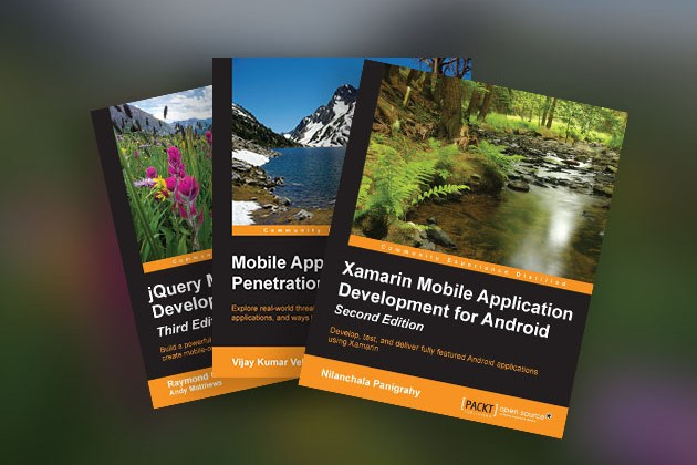 The Complete Mobile App Developer eBook Bundle for $19