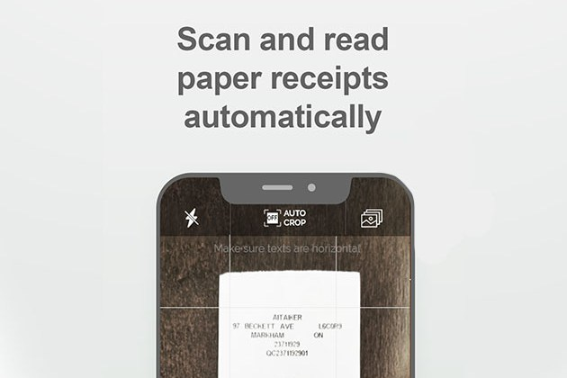 Foreceipt Receipt Tracker App: 5-Year Subscription for $29