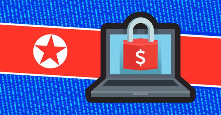 North Korean Hackers Ransomware Attack
