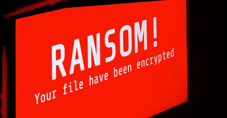Russian Ransomware hack