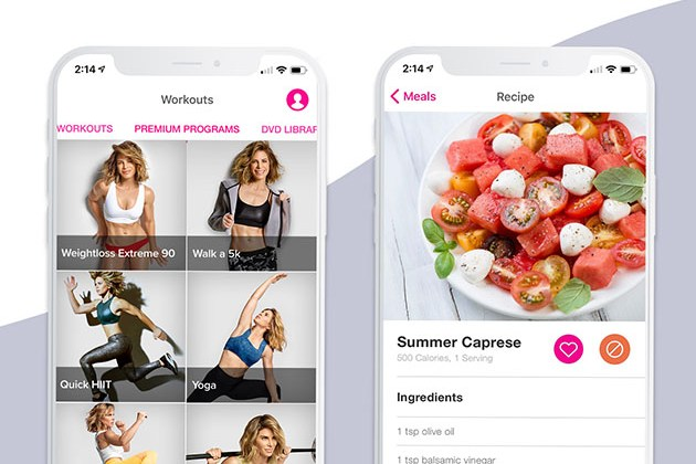 Jillian Michaels: The Fitness App (Lifetime Subscription) for $149