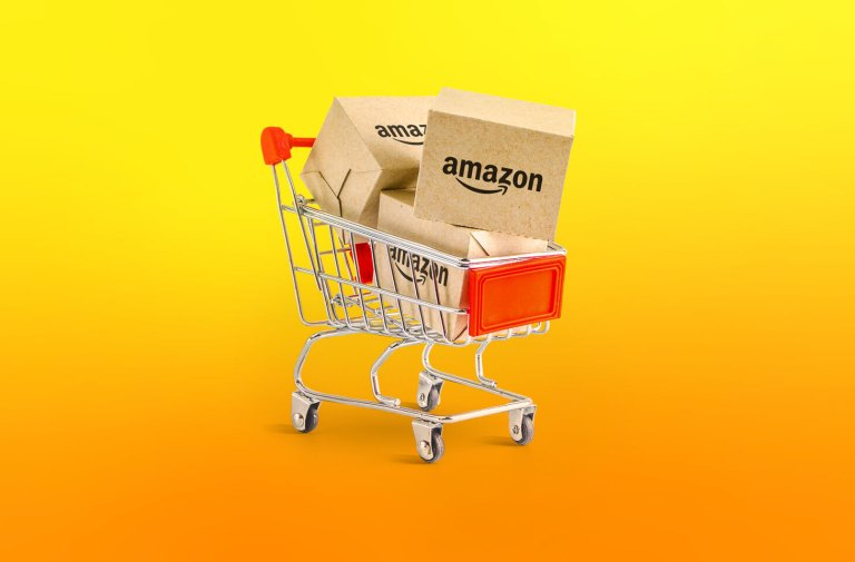 Phishing and online scams on Amazon