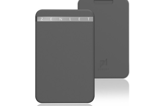 ZENLET The Wallet with RFID Blocking Card for $65