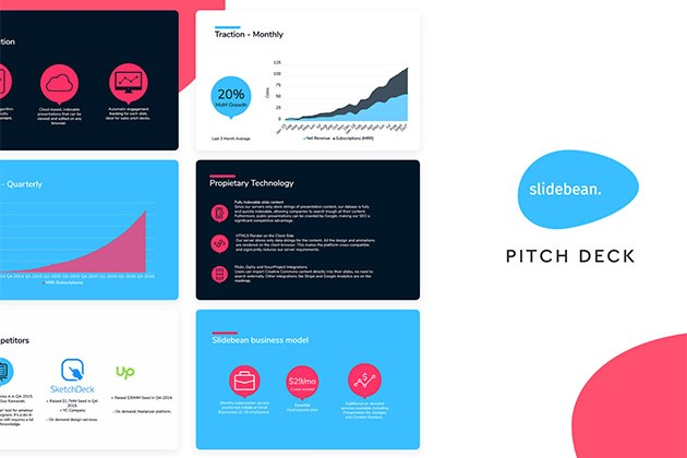 Slidebean Presentation Software: Lifetime Subscription for $29