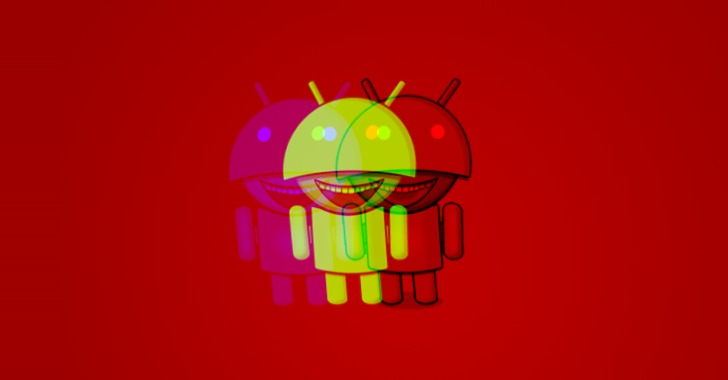 Android Credential Stealing Malware