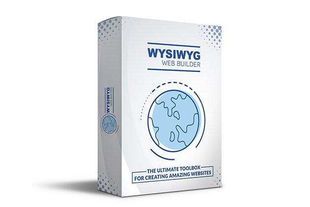 The WYSIWYG Web Builder 17 Plus Bundle for $89