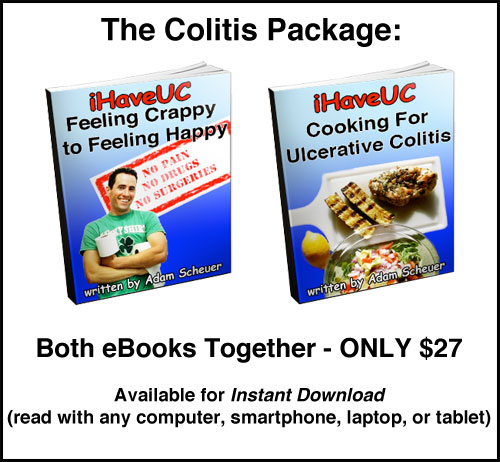Colitis Package eBooks