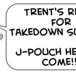 takedown surgery j-pouch comic