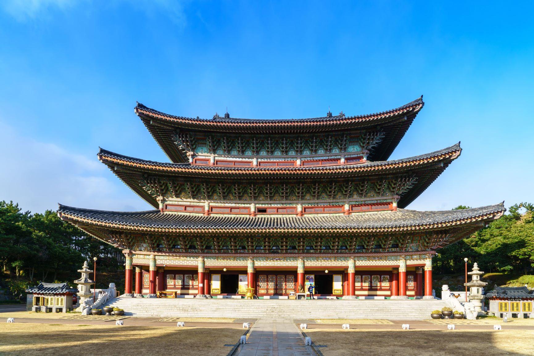 ตลาดเกาหลี