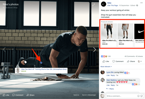 Nike-Facebook-Shops-1