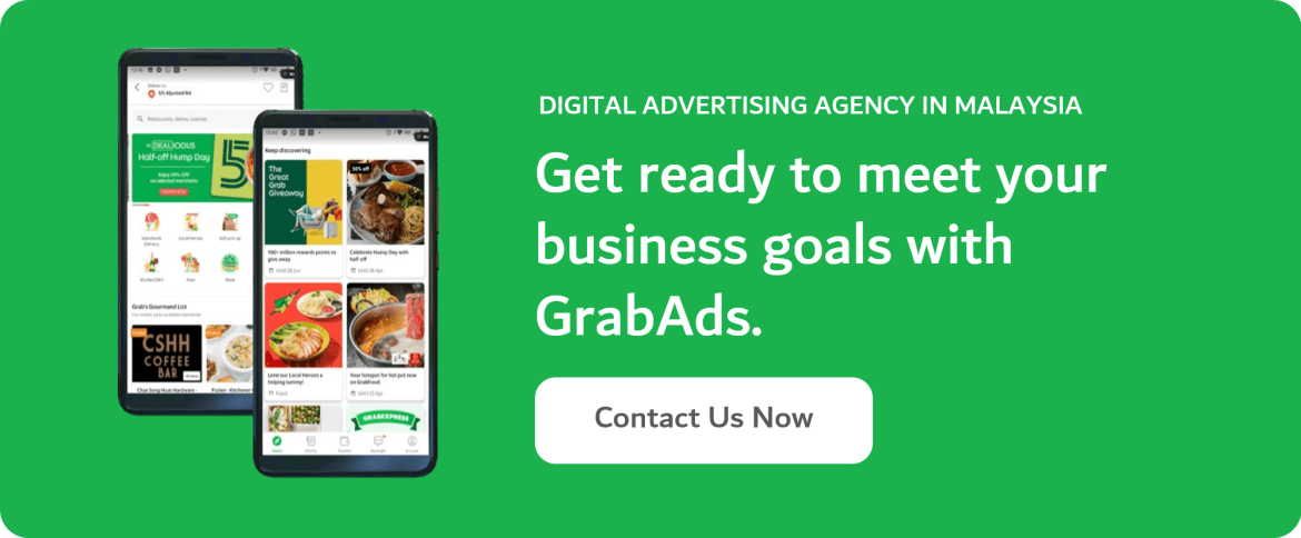 Get ready to meet your business goals with GrabAds