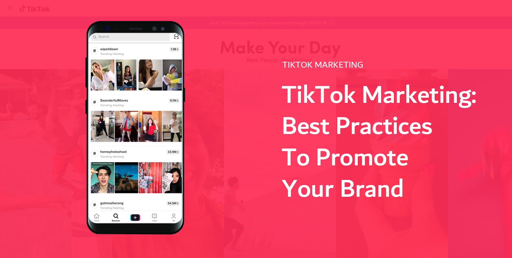 TikTok Marketing Best Practices