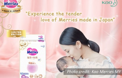 Kao Merries Paid Social Ads