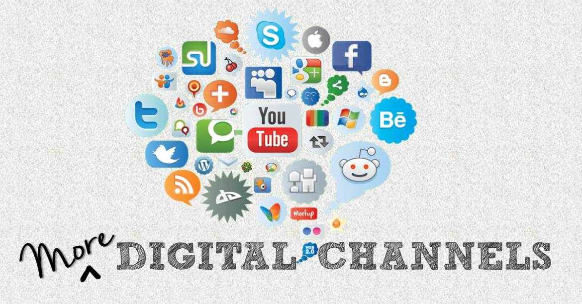 Digital Trends on digital channels