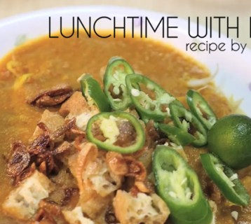 Digital Marketing - Lunch Time with Panasonic - Facebook Video