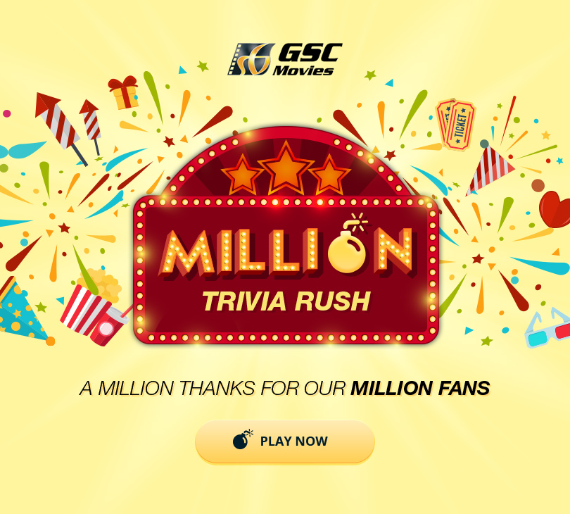 "With the help of IH Digital, GSC Movies released a Facebook application for their latest digital marketing campaign, ""Million Trivia Rush Contest""."