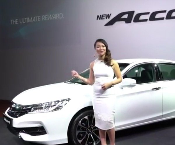 Facebook Live Video for Honda Accord Launch - Creative Services