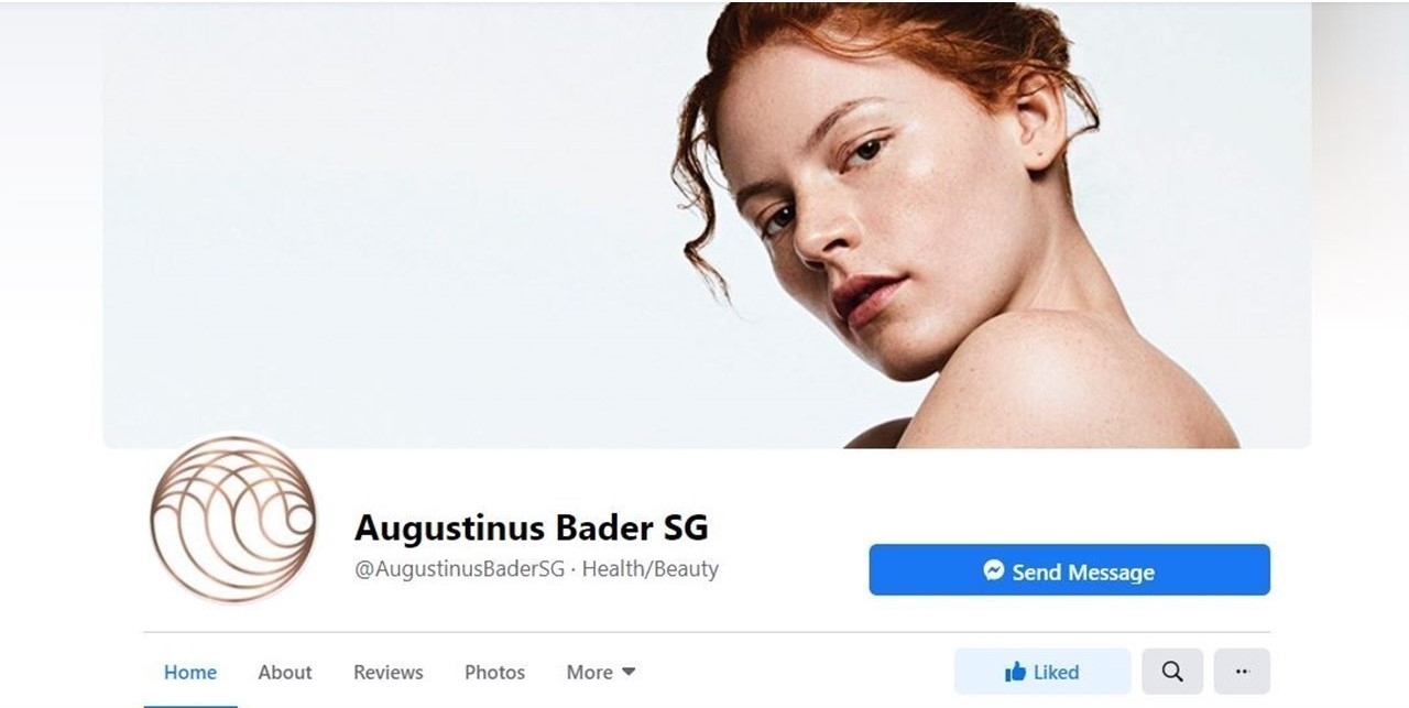 augustinus bader sg launch social media page facebook instagram