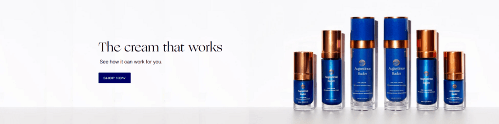 the cream that works augustinus bader now in singapore