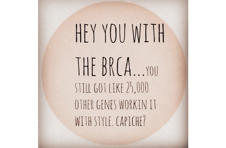 BRCA quote