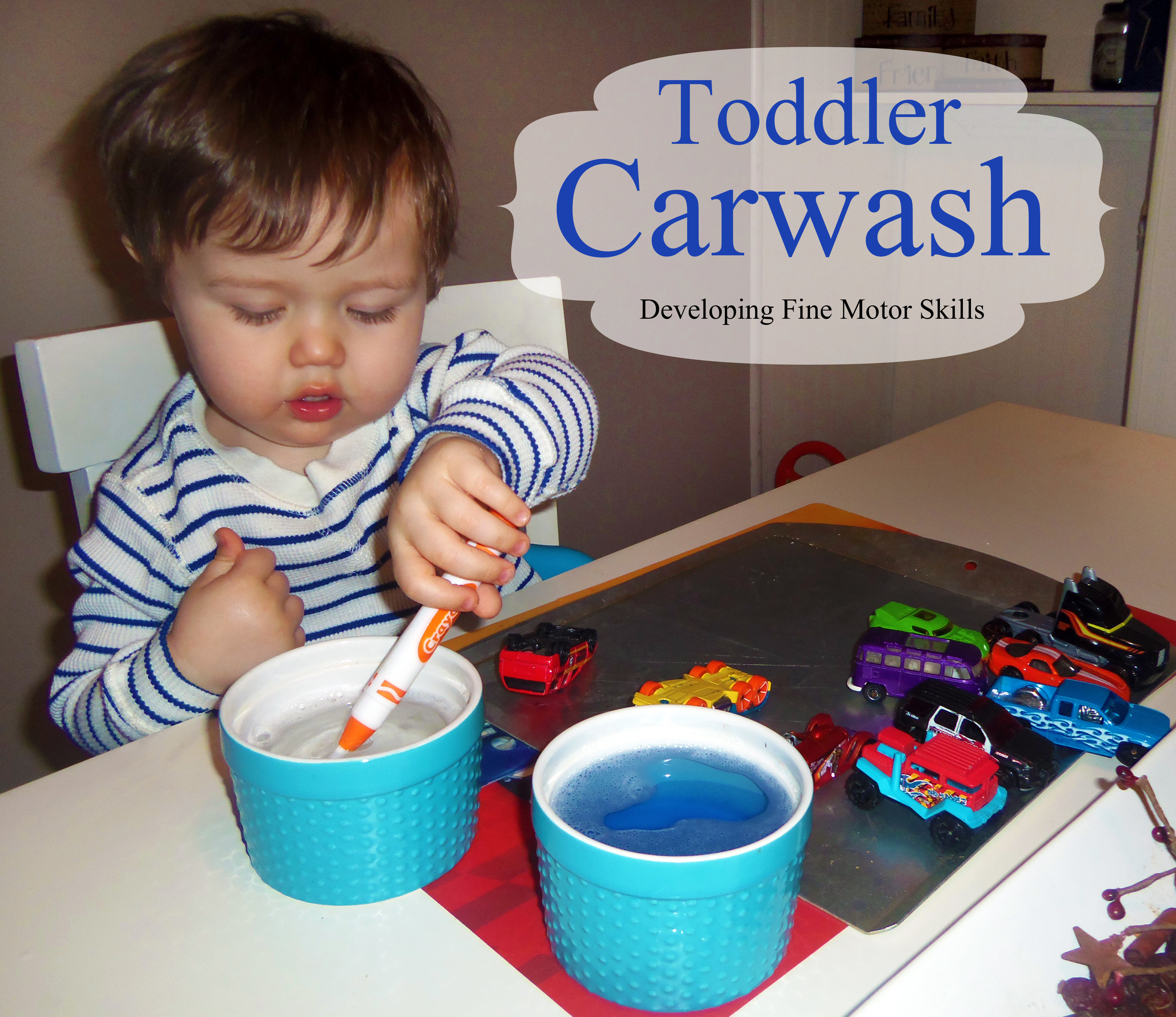 Top 10 Activities For Toddler Boys