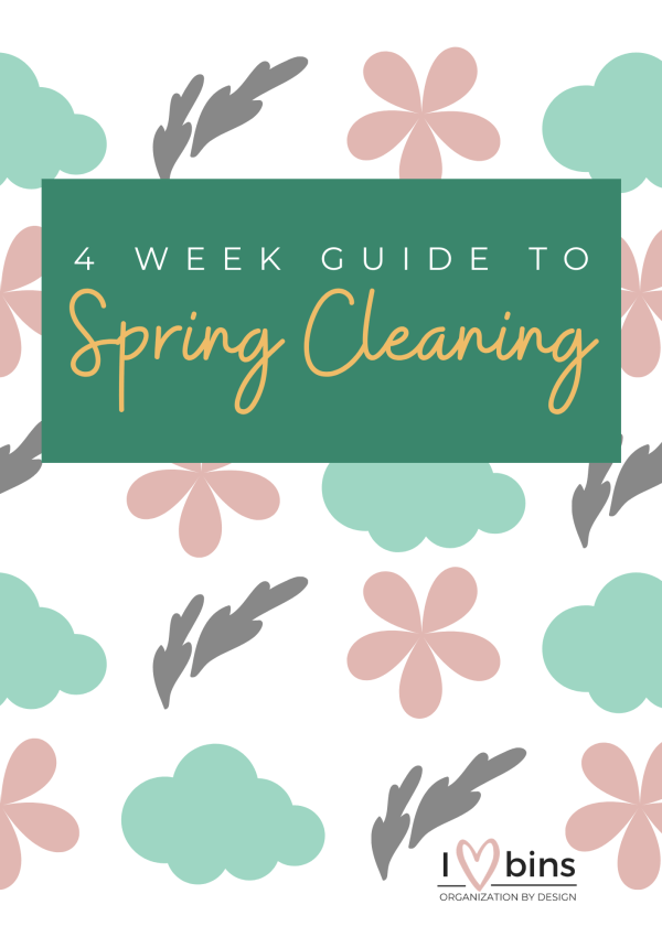 Spring Cleaning Guide to Clean & Organize Your Home