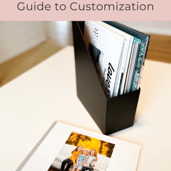 Shutterfly Photo Album Guide