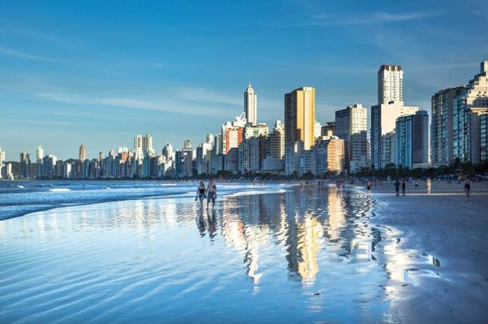 Balneário Camboriu is one of the best places to visit in Brazil