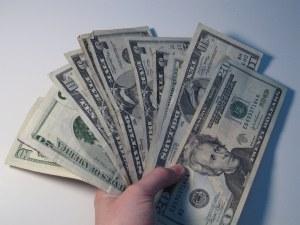 Drop some cash!