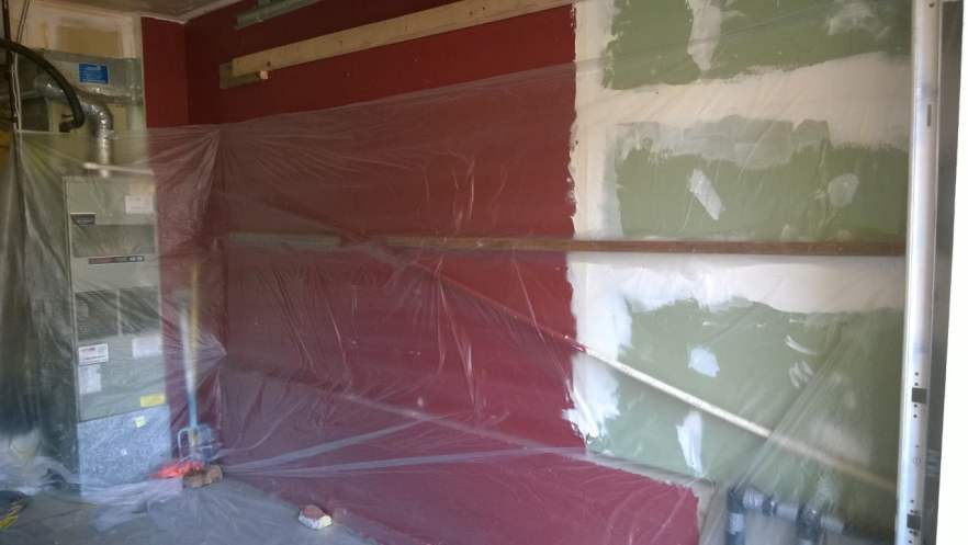 Paint Booth 2